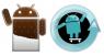 Идет активная работа над CyanogenMod 9 с Android 4.0 в своей основе