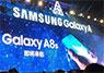 Samsung показывает Galaxy A8s с отверстием камеры в дисплее