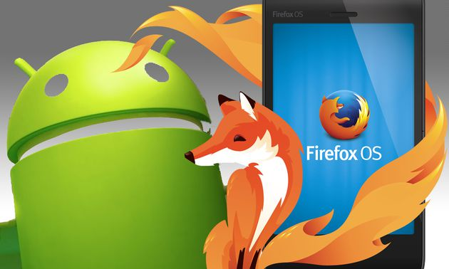 Firefox os для android