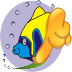 Funny Dots - Fishes