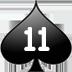 Spade Eleven