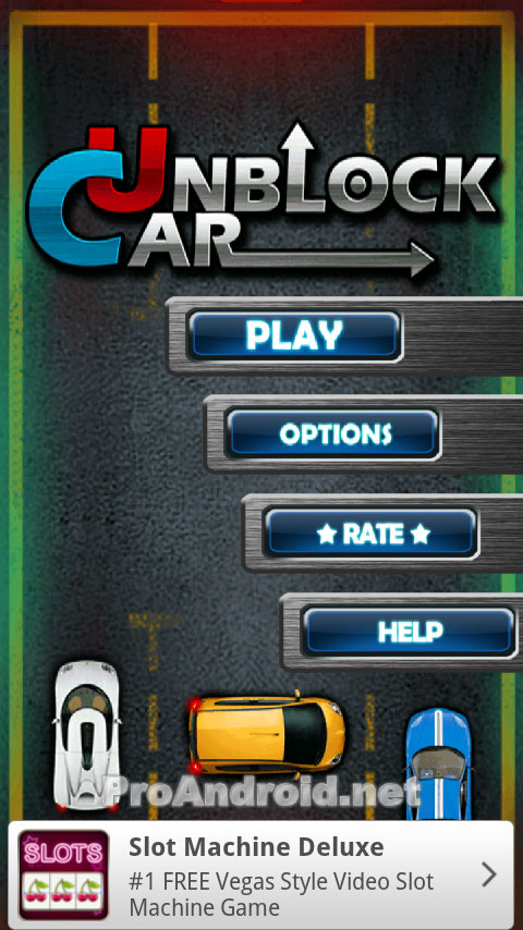 Get The Yellow Car Out Game Online