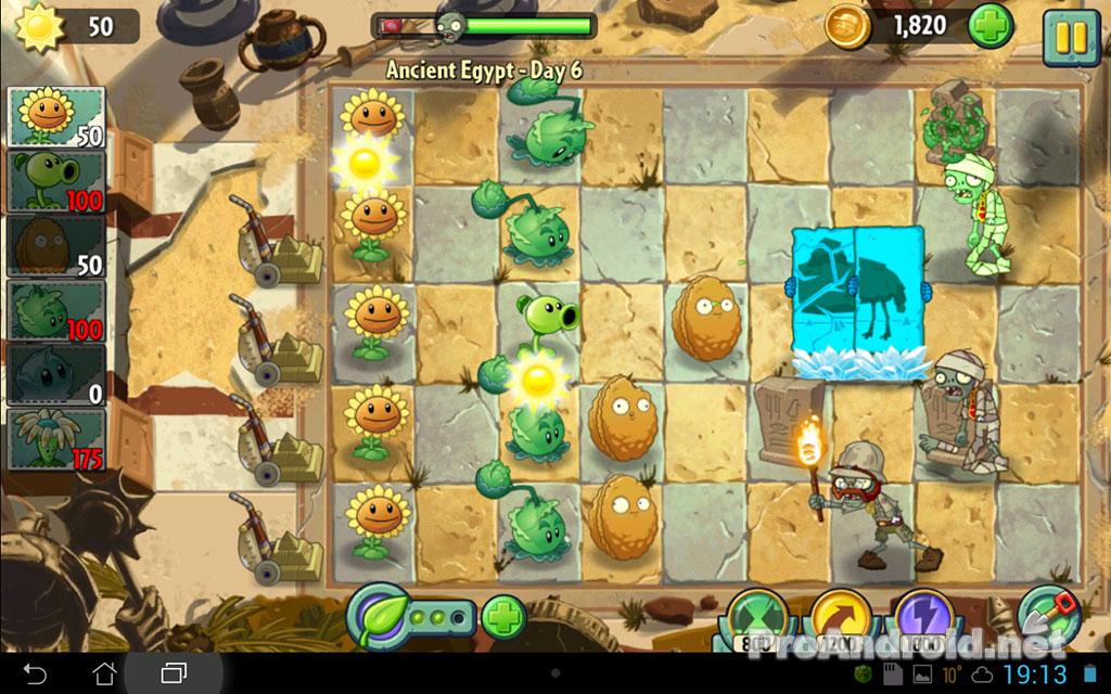 Plants vs. Zombies™ 2 скачать на Андроид бесплатно