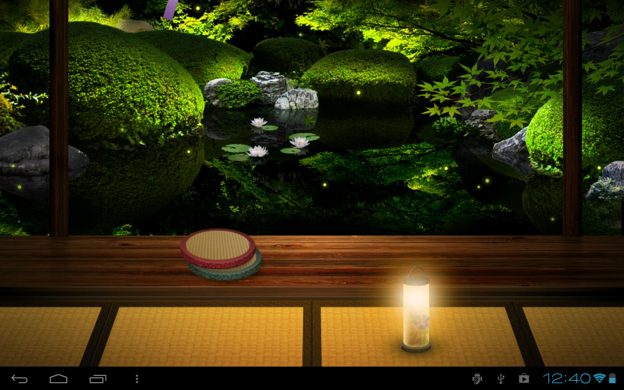 Zen Water Garden Zandalus Net