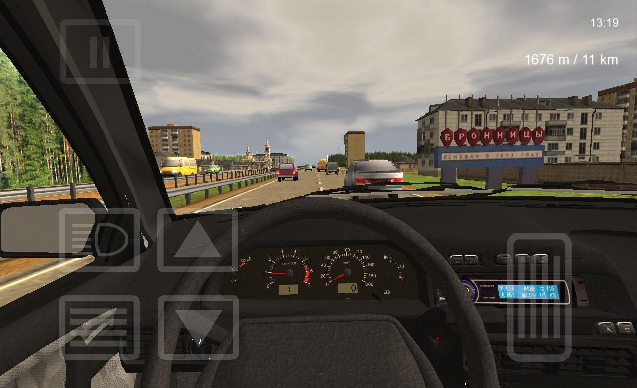 Скачать игру на андроид russian drive 2