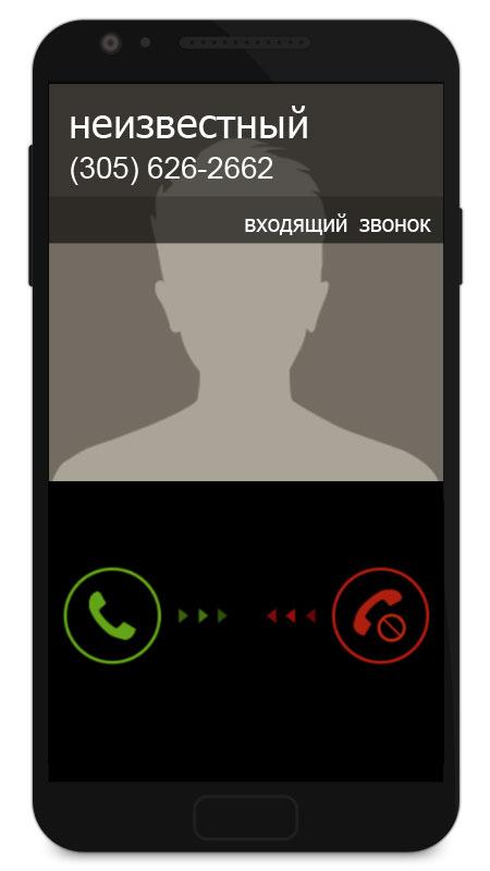 картинка на входящий звонок экранного меню