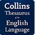 Collins Thesaurus of English 2010 Complete & Unabridged