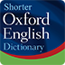 Oxford Shorter English Dictionary